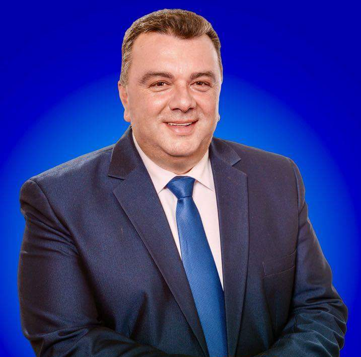 Burlec Ionel Martin - viceprimarul comunei Bănița