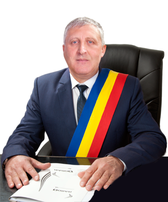 Marc Petru Dorin - Primarul comunei Bănița